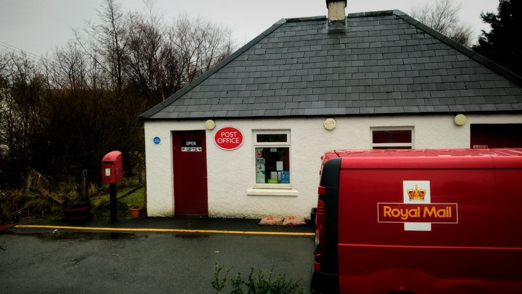 Dunvegan Post Office