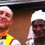 Ralph Brown, Manta saddle in Ghana